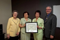 Government of Alberta's Community Leadership Award