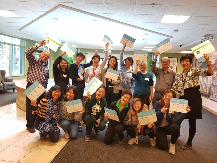 "Wing Kei Offers Regular Training on ""Mental Health First Aid Seniors"""