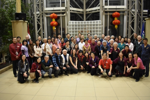 Our Annual Chinese New Year Banquets